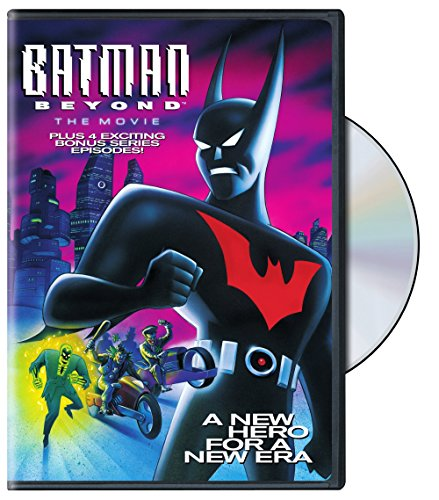 DVD : Batman Beyond: The Movie (Full Frame, , Repackaged, Eco Amaray Case, Dubbed)
