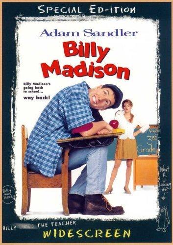Billy Madison Notice Movie (27 x 40 Inches - 69cm x 102cm) (1995) (Style B)
