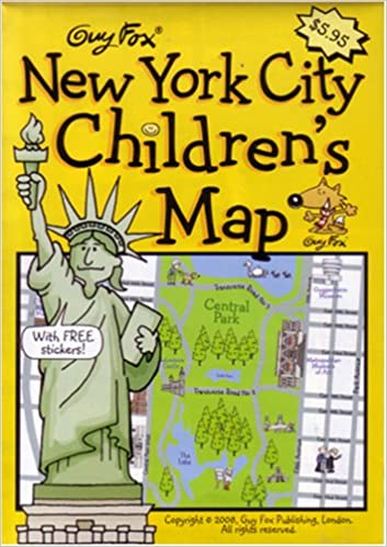 Newyork City Map on