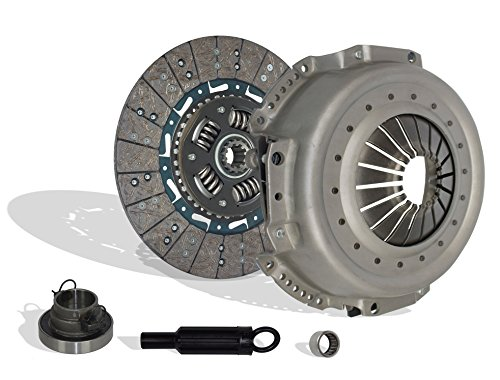 Clutch Kit Works With Dodge Ram 2500 3500 Base Standard Extended Cab Pickup 2-Door 1994-1998 5.9L L6 DIESEL OHV Turbocharged 8.0L V10 GAS OHV Naturally Aspirated