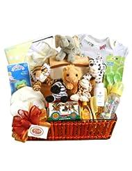 California Delicious Gift Basket, Noah\'s Ark Baby