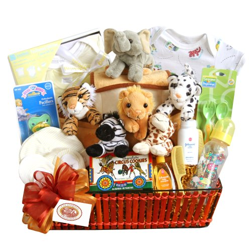 California Delicious Gift Basket, Noah's Ark Baby