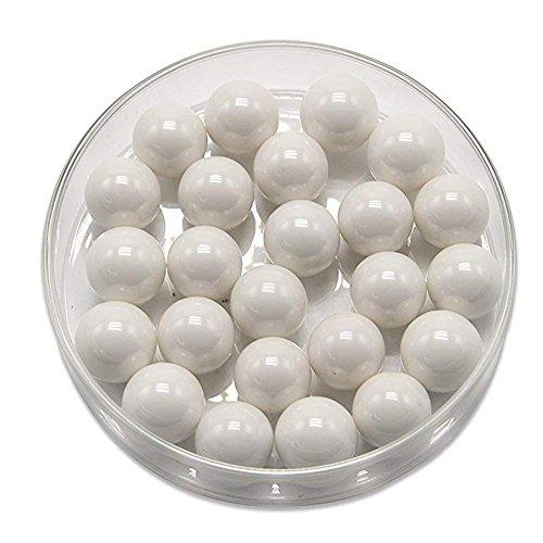 1KG Zirconia Oxide Grinding Balls Zirconia Grinding Media Milling Media for Ball (Ball Mill Grinding)