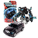Hasbro Year 2007 Transformers All Spark Power Deluxe Class 6 Inch Tall Robot Action Figure - Decepticon STOCKADE with Lever Activated Punch Attack (Vehicle Mode: Sector 7 SUV)
