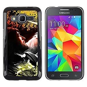Varón OYAYO Samsung Galaxy Core Prime //Dise?os frescos para todos los gustos! Top muesca protección para su teléfono inteligente!