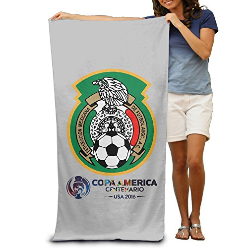 LOKIKA 2016 Copa America Centenario Mexico Beach Or Pool Towel Oversized 31.5