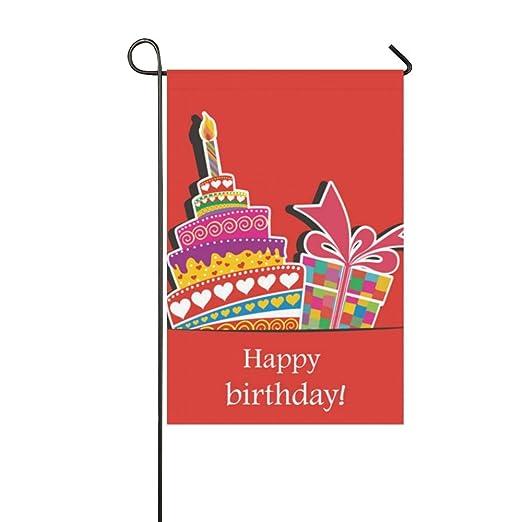 Decoración para el hogar Tarjeta de cumpleaños Celebración ...