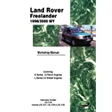 Land Rover Freelander 98-00 Official WSM