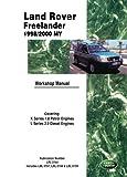 Land Rover Freelander 98-00 Official WSM