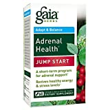 Best Nature Made herbal supplement - Gaia Herbs Adrenal Health Jump Start Supplement, 60 Review