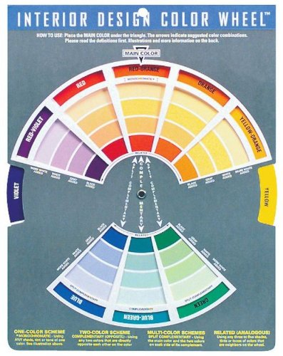 The Color Wheel Company Interior Design Wheel interior design color wheel, Multi
