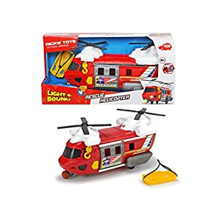 DICKIE TOYS - 12 Inch Rescue Helicopter