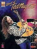 Best Of Ted Nugent Guitar Vocal