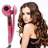 Magic Automatic Hair Curler LCD Curling Iron Automatic Curling Artifact Nano Ceramic Curling Iron Anti-Perm