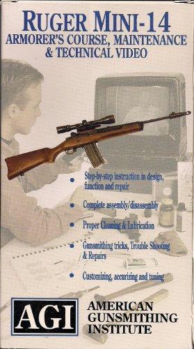 Ruger Mini-14 Armorer's Course, Maintena - Gunsmithing Videos Shopping Results