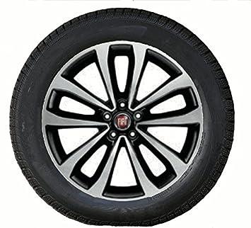 Original Fiat Invierno Completo juego de ruedas Fiat Tipo Toyo aluminio 17 (Acción)