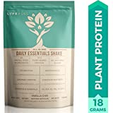 Meal Replacement Shake, Complete Plant Based Vegan Protein Powder by LyfeFuel, Keto & Vegetarian Friendly, Lean and Low Carb Raw Superfood for Men and Women - 18 G Protein (Vanilla Chai - 14 Servings)