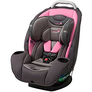 Safety 1st UltraMax Air 360 4 in 1 Convertible Car Seat, Blush Pink