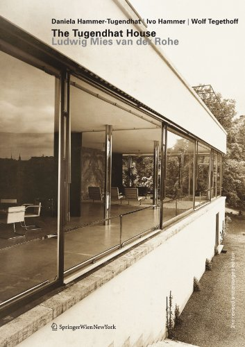 The Tugendhat House: Ludwig Mies van der Rohe