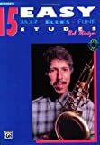 15 Easy Jazz, Blues and Funk Etudes, Bob Mintzer, 0769297897