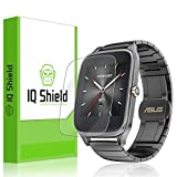 Asus Zenwatch 2 49mm Screen Protector, IQ Shield LiQuidSkin (6-Pack) Full Coverage Screen Protector for Asus Zenwatch 2 49mm HD Clear Anti-Bubble Film - with