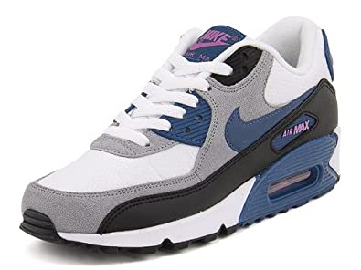 Amazon | [ナイキ] WMNS AIR MAX 90 ESSENTIAL 616730 103 WHITE