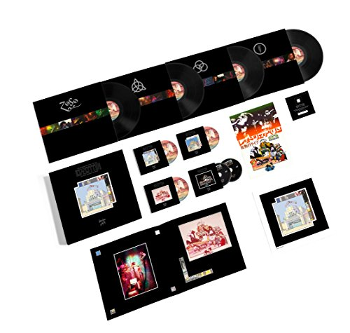 The Song Remains The Same (Super Deluxe) 2CD, 4LP, ()