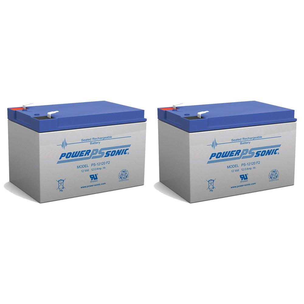 12V 12Ah Battery for Power Patrol SLA1104-2 Pack