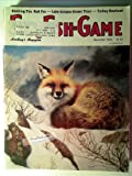 Fur Fish Game Magazine, November 1989: Stalking the Red Fox; Late Autumn Brown Trout; Turkey Bowhunt, etc.