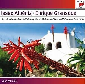 Albeniz: Granada; Asturias; Mallorca; Codoba; Torre Bermeja; Cadiz; Zambra; Tango