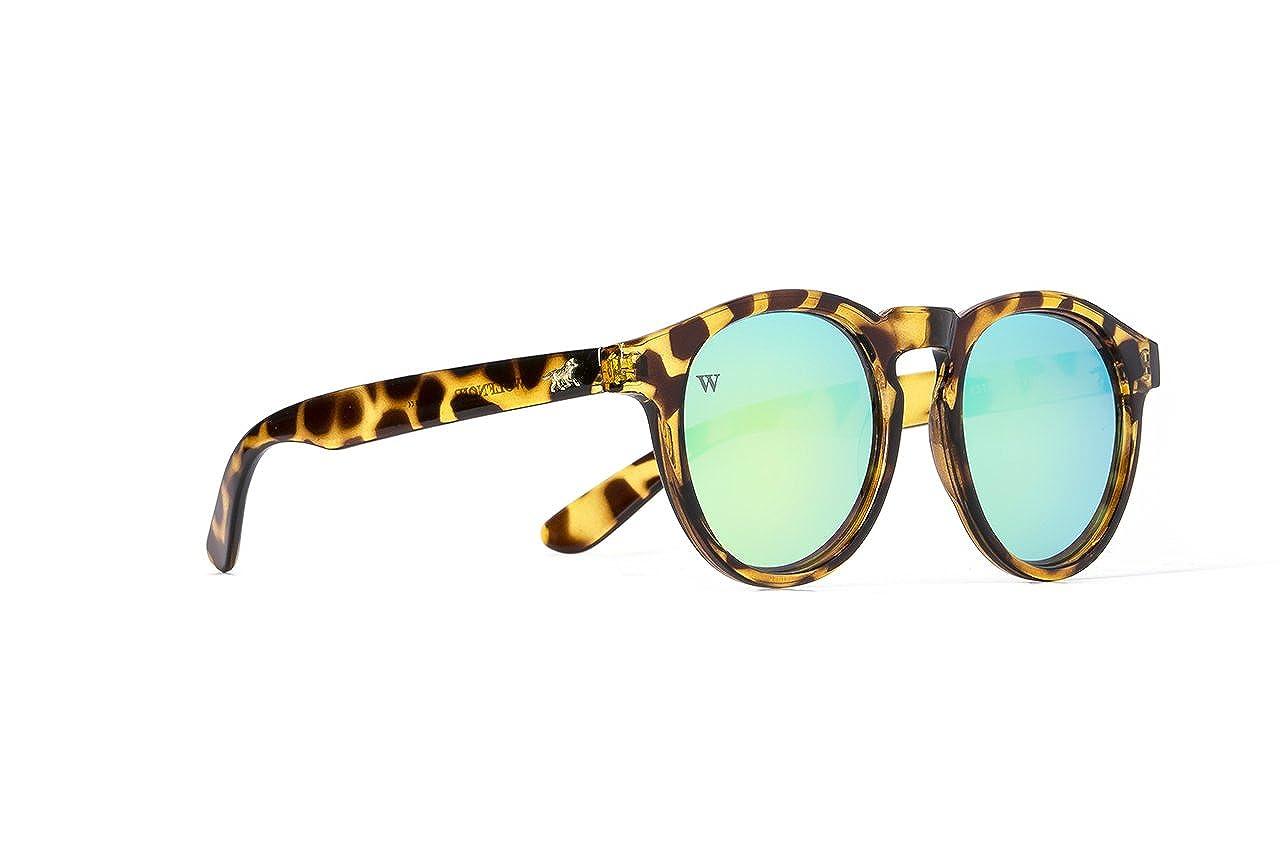 Gafas de sol Wolfnoir, HATHI, Caroise Yellow: Amazon.es ...