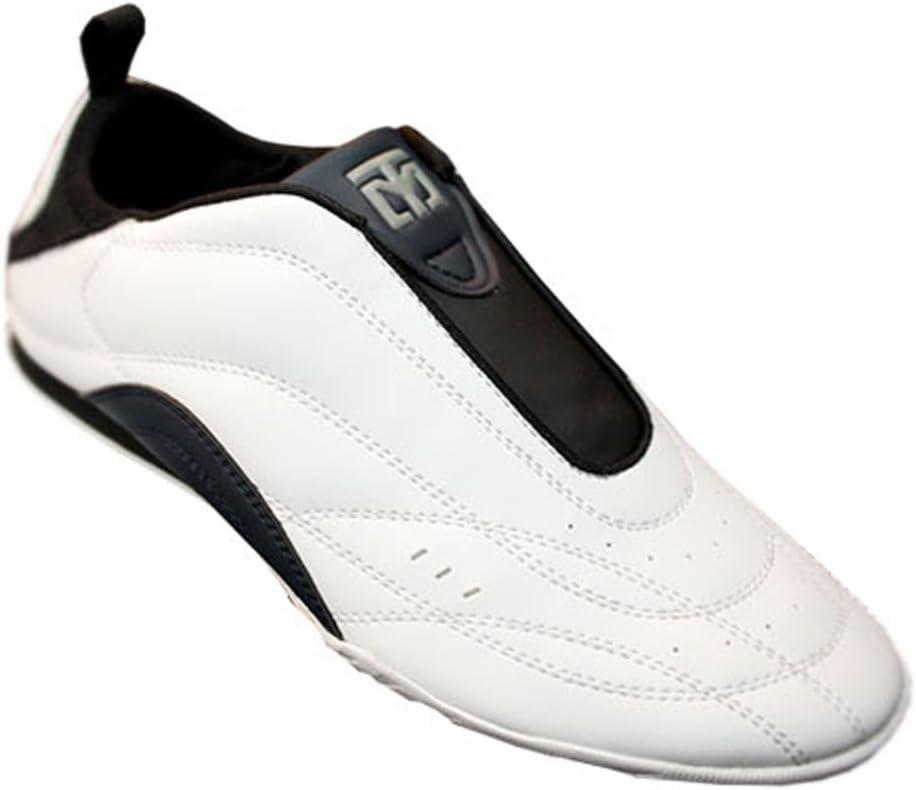 Mooto Taekwondo Shoes drive3 Zapatillas de Skate Convertibles con un Parche Gratis para Hombre 275 (US9) Blanco Negro: Amazon.es: Deportes y aire libre