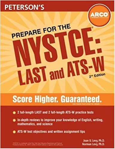 prepare for the nystce (arco new york state teacher certification ...