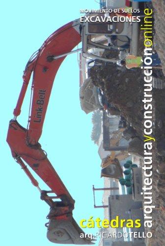 Descargar Libro Movimiento De Suelos. Excavaciones Ricardo Tello