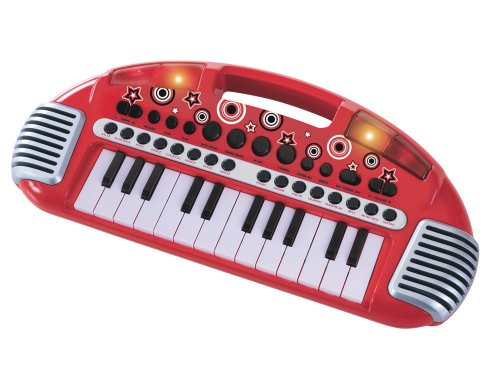 International Playthings ELC Carry Along Keyboard