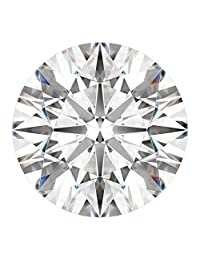 CERTIFIED 2.0 MM / 0.035 Cts. Natural Loose Diamonds, Fancy White-F/G Color Round Brilliant Cut SI3-I1 Clarity 100% Real Diamonds by IndiGems