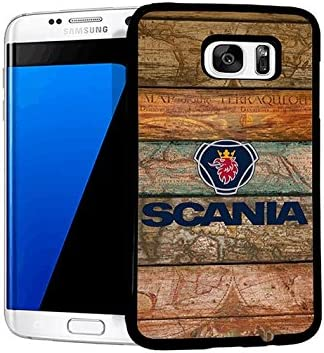 Grand Arriw Scania Logo Car Galaxy S7 Edge Coque Case Gift for ...
