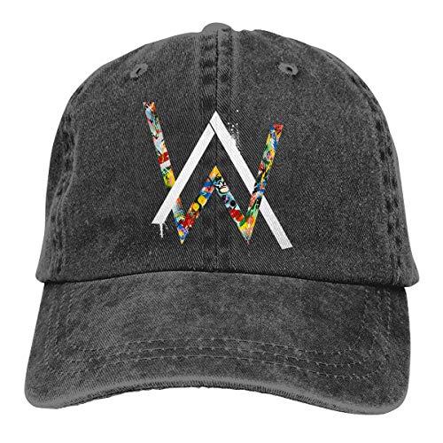 Kina D Wilson Alan Walker Unisex Denim Baseball Cap Adjustable Strap Low Profile Plain Hats Outdoor