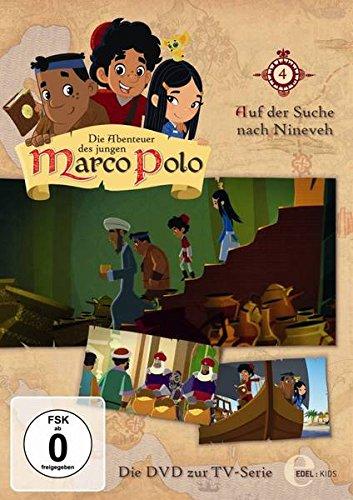 Die Abenteuer des jungen Marco Polo, Folge 4 - Auf der Suche nach ...