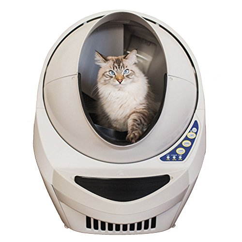 Litter Box Litter-Robot III Open Air Automatic Self-Cleaning