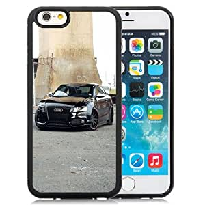 New Personalized Custom Designed For iPhone 6 4.7 Inch TPU Phone Case For Black Audi S5 Phone Case Cover