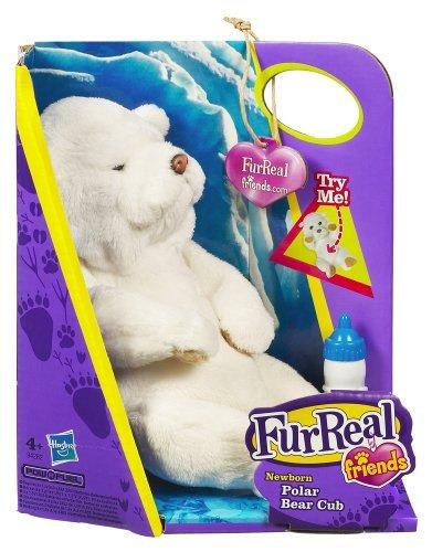 Fur Real Friends 94282 - Peluche Oso polar del bebé (Alemania Importación) (Hasbro) (Hasbro): Amazon.es: Juguetes y juegos