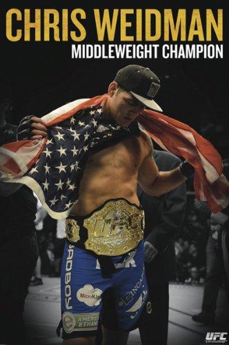 UFC - Chris Weidman Poster Print