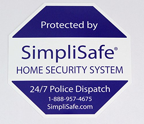 Yard-Sign-for-SimpliSafe-Home-Security-System