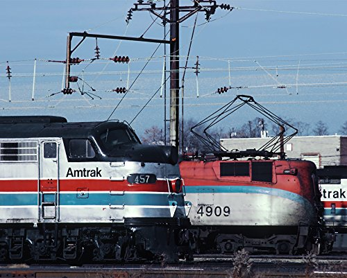 Amtrak Power 8