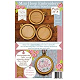 Hudson's Holiday Designs HHD101 Hoop Pendant Blanks for Craftwork