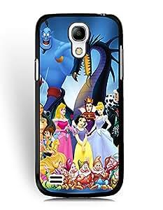 SkinMethods-Fundas Case All Disney Characters for Samsung Galaxy S4 Mini Bamper Fundas Caso para Samsung Galaxy S4 Mini (I9195) Cartoon