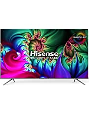 """Hisense 75U78G- 75"""" Smart 4K QLED 120 Hz Dolby Vision HDR10+ Android TV with Voice Remote (Canada Model) (2021)"""