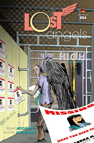 Isles High: Part Four: Book of Lies (Lost Angels 4)