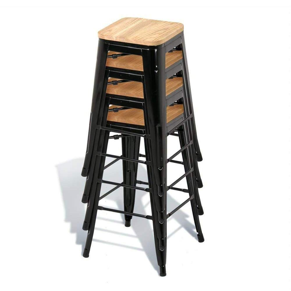 Amazon Com Sts Supplies Outside Bar Stools Set Of 4 Home
